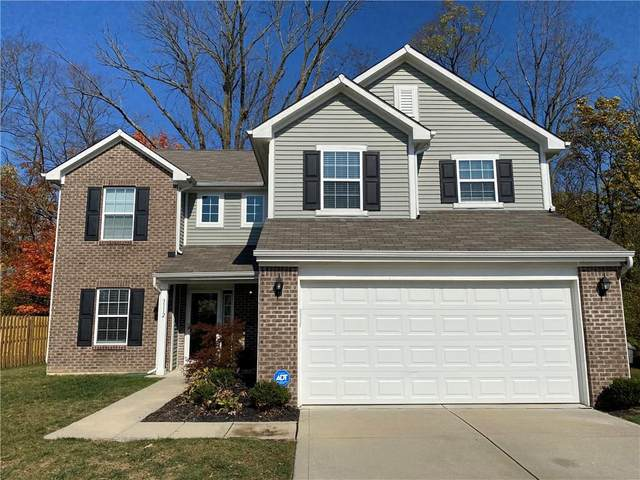 3112 Hope Springs Court, Indianapolis, IN 46268 (MLS #21748237) :: Anthony Robinson & AMR Real Estate Group LLC