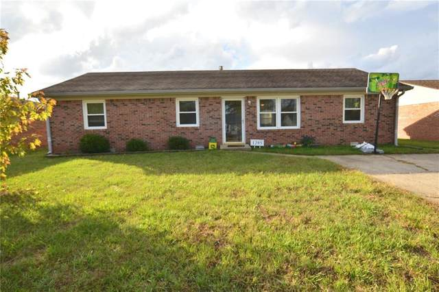 1285 Maple Court, Martinsville, IN 46151 (MLS #21748274) :: The Evelo Team