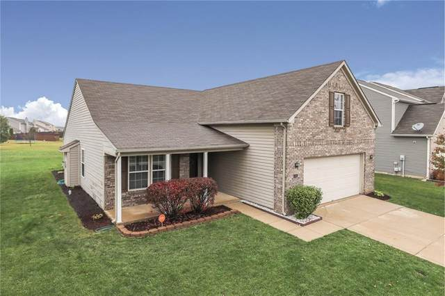 4330 Wild Pheasant Lane, Indianapolis, IN 46239 (MLS #21748275) :: The ORR Home Selling Team