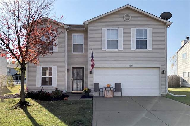 10155 Yosemite Lane, Indianapolis, IN 46234 (MLS #21748277) :: The ORR Home Selling Team