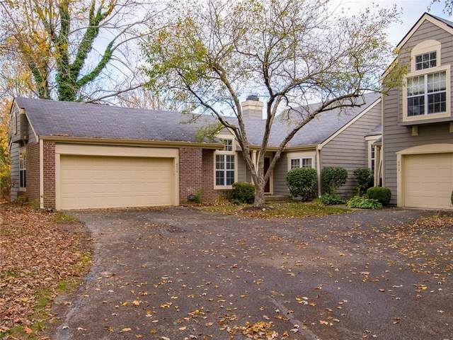 6450 Watham Court, Indianapolis, IN 46250 (MLS #21748278) :: Your Journey Team