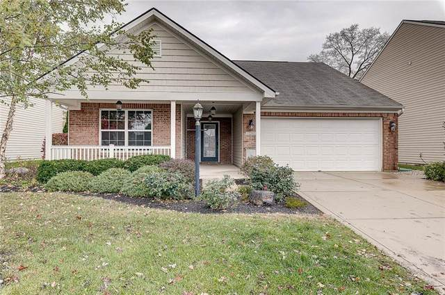 12202 Cold Stream Road, Noblesville, IN 46060 (MLS #21748283) :: The ORR Home Selling Team