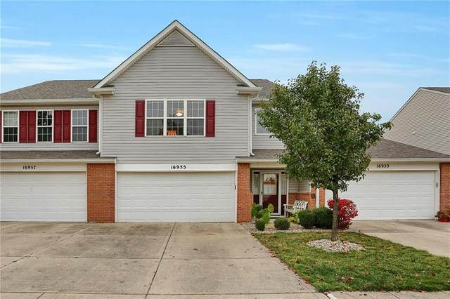 16955 Fulton Place, Westfield, IN 46074 (MLS #21748288) :: The ORR Home Selling Team