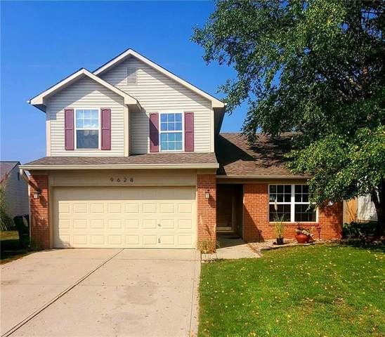 9628 Aberdeen Court, Fishers, IN 46038 (MLS #21748302) :: The ORR Home Selling Team