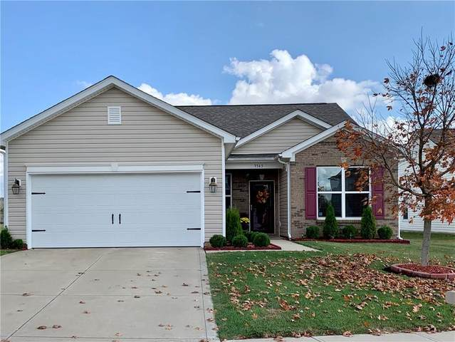 3365 Firethorn Drive, Whitestown, IN 46075 (MLS #21748313) :: AR/haus Group Realty
