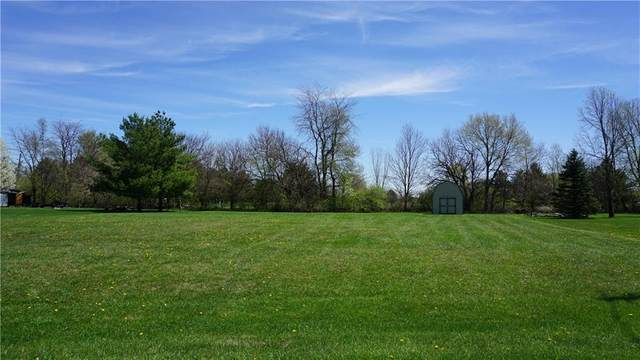 5597 Arrowhead Drive, Greenfield, IN 46140 (MLS #21748325) :: The Indy Property Source