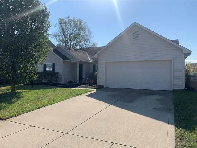 2225 Lakecrest Drive, Columbus, IN 47201 (MLS #21748329) :: Heard Real Estate Team | eXp Realty, LLC