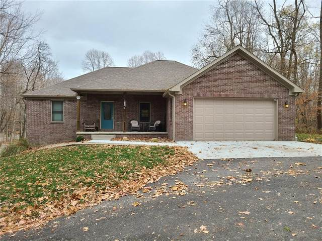 3201 Skyway Drive, Martinsville, IN 46151 (MLS #21748339) :: The ORR Home Selling Team