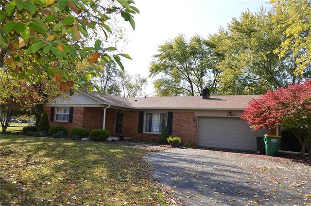 7565 Acre Lane, Brownsburg, IN 46112 (MLS #21748344) :: Mike Price Realty Team - RE/MAX Centerstone