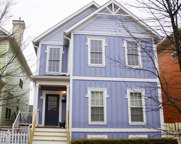 2075 Rhettsbury Street, Carmel, IN 46032 (MLS #21748345) :: AR/haus Group Realty