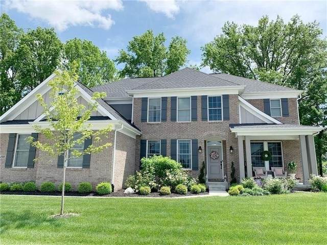 14585 Crystal Rock Court, Fishers, IN 46037 (MLS #21748352) :: AR/haus Group Realty