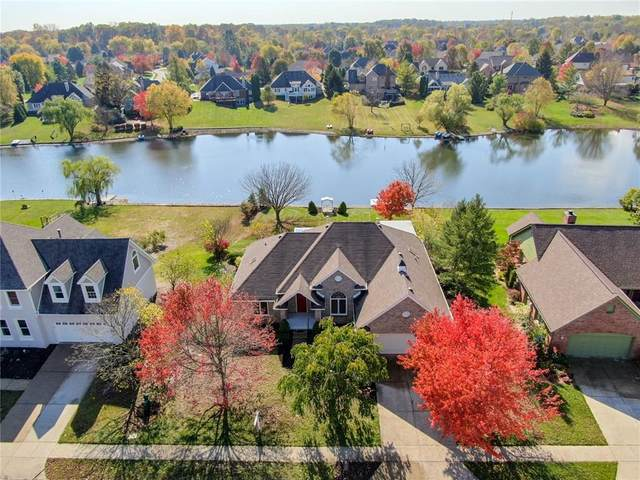 9953 Northwind Drive, Indianapolis, IN 46256 (MLS #21748353) :: Richwine Elite Group