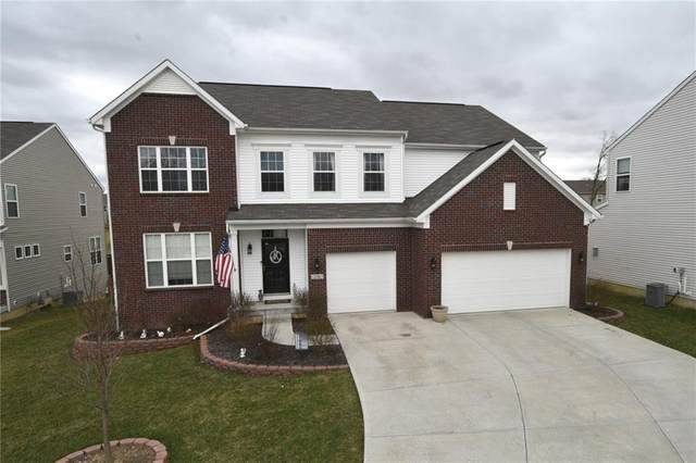 4706 Big Run Court, Indianapolis, IN 46239 (MLS #21748356) :: The ORR Home Selling Team