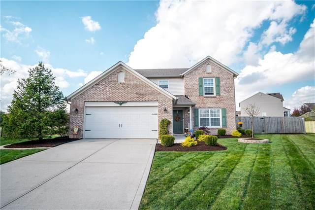 9137 Crocus Court, Camby, IN 46113 (MLS #21748357) :: The Indy Property Source