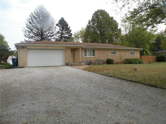 215 Heather Drive, Indianapolis, IN 46214 (MLS #21748365) :: Your Journey Team