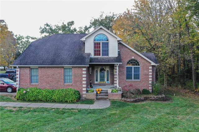 1705 Twin Oaks Drive, North Vernon, IN 47265 (MLS #21748366) :: Richwine Elite Group