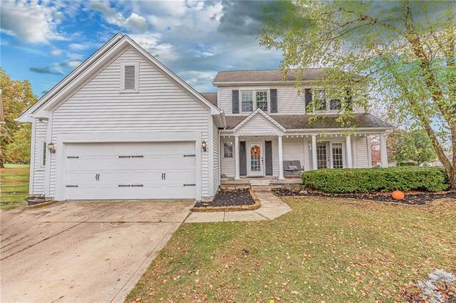 17917 Hollow Brook Court, Noblesville, IN 46062 (MLS #21748376) :: Heard Real Estate Team | eXp Realty, LLC