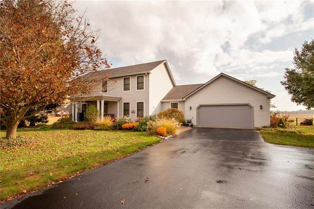 2575 Jonesville Road, Columbus, IN 47201 (MLS #21748378) :: The Evelo Team
