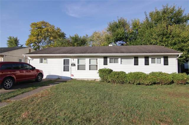 4930 N Katherine Drive, Lawrence, IN 46226 (MLS #21748380) :: AR/haus Group Realty