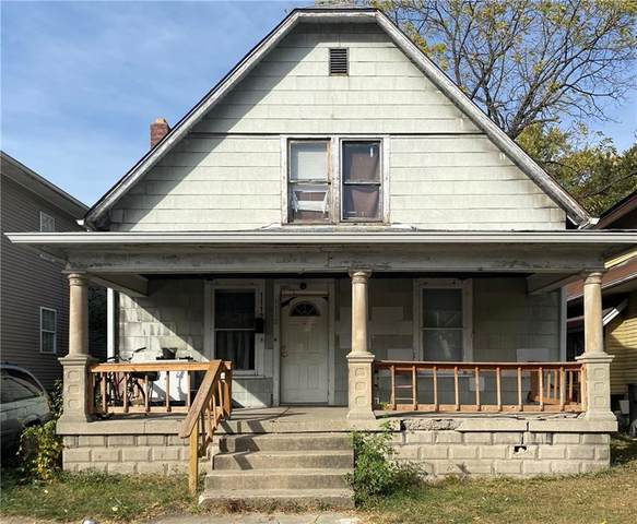 1112 N Oakland Avenue, Indianapolis, IN 46201 (MLS #21748398) :: Mike Price Realty Team - RE/MAX Centerstone