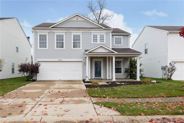 12946 Old Glory Drive, Fishers, IN 46037 (MLS #21748412) :: The ORR Home Selling Team