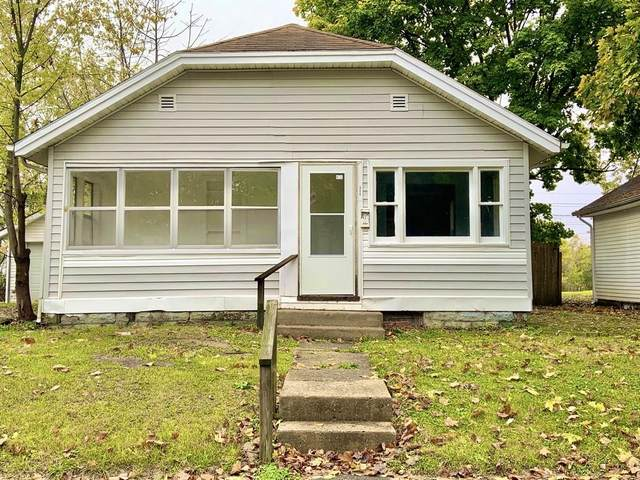 906 S 21st Street, New Castle, IN 47362 (MLS #21748416) :: Richwine Elite Group