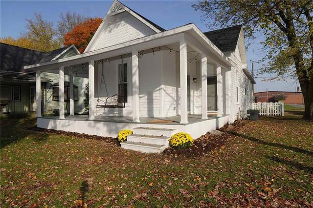 700 W County Road 600 S, Muncie, IN 47302 (MLS #21748418) :: The ORR Home Selling Team
