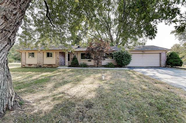 7327 Kimberly Lane, Plainfield, IN 46168 (MLS #21748421) :: The Indy Property Source