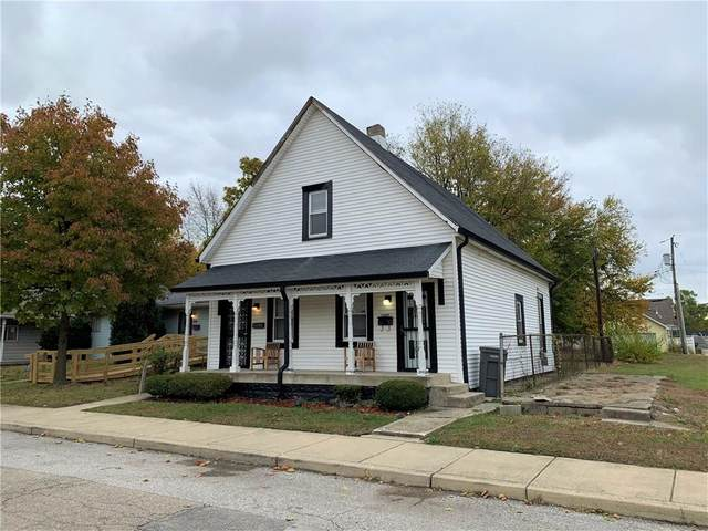1607-1609 Yandes Street, Indianapolis, IN 46202 (MLS #21748423) :: The Evelo Team