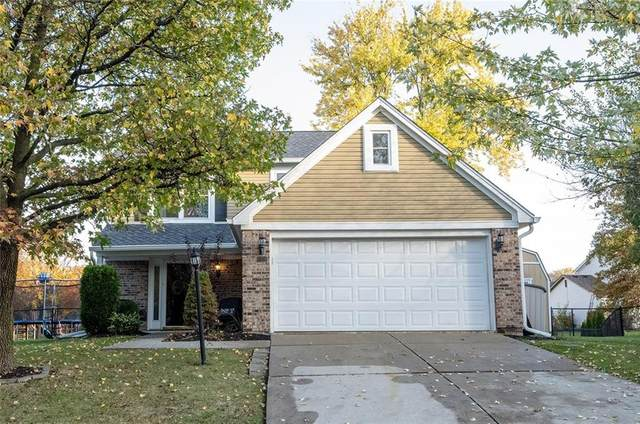 8938 Tanner Drive, Fishers, IN 46038 (MLS #21748433) :: The Indy Property Source
