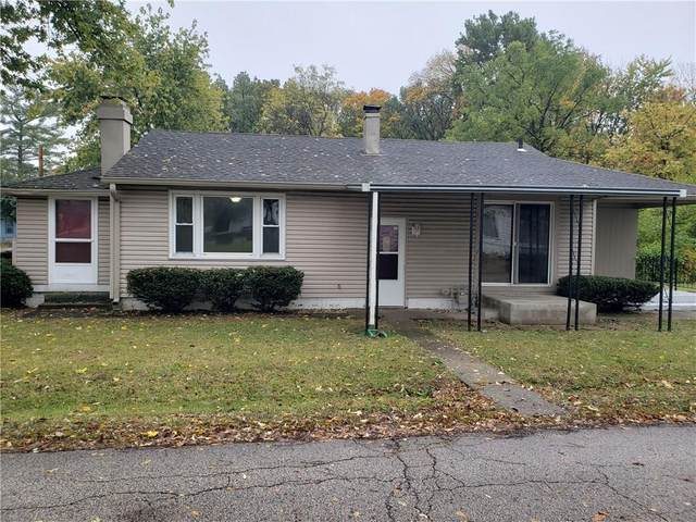 1502 S Lynhurst, Indianapolis, IN 46241 (MLS #21748435) :: The Indy Property Source