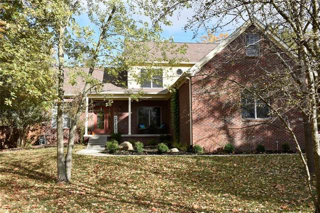8970 E 350 S, Zionsville, IN 46077 (MLS #21748449) :: Heard Real Estate Team | eXp Realty, LLC