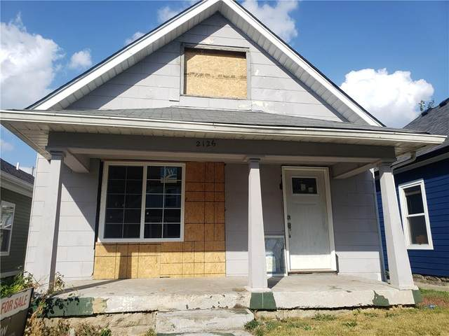 2126 Pleasant Street, Indianapolis, IN 46203 (MLS #21748452) :: Mike Price Realty Team - RE/MAX Centerstone
