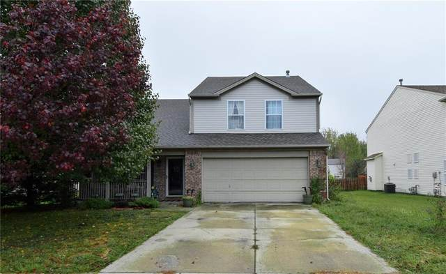 1289 Spring Lake Drive, Brownsburg, IN 46112 (MLS #21748457) :: Mike Price Realty Team - RE/MAX Centerstone