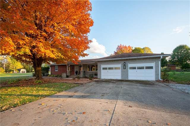 5161 E 50 N, Columbus, IN 47203 (MLS #21748458) :: Realty ONE Group Dream