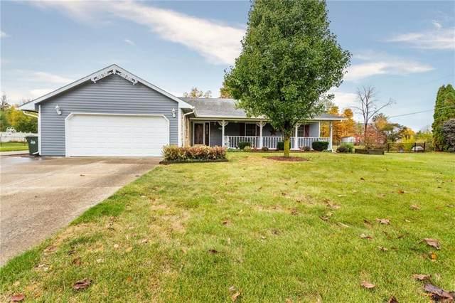 3556 N Mohr Road, Greenfield, IN 46140 (MLS #21748462) :: Richwine Elite Group