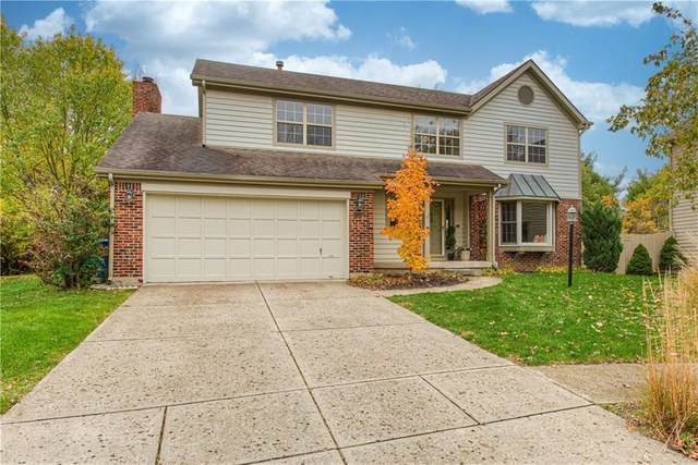 2921 Sunmeadow Court, Indianapolis, IN 46228 (MLS #21748469) :: Ferris Property Group
