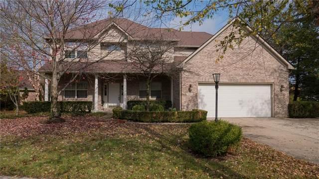 1433 Sarazen Circle, Indianapolis, IN 46239 (MLS #21748474) :: Ferris Property Group