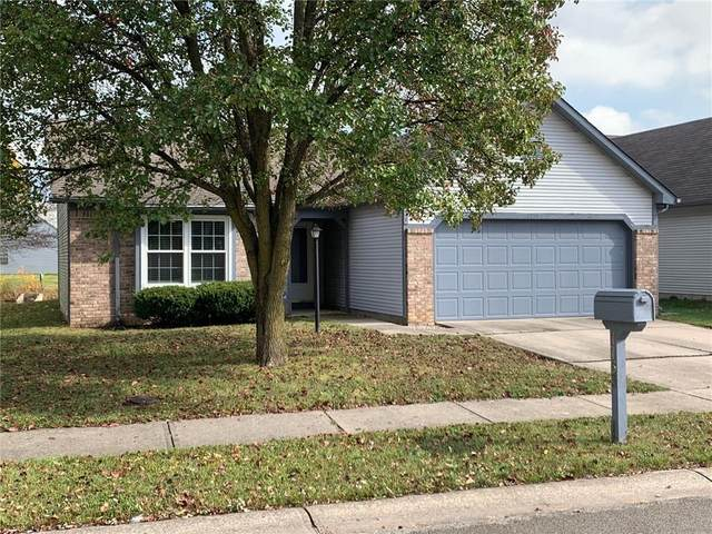 7753 Harcourt Springs Drive, Indianapolis, IN 46260 (MLS #21748493) :: Heard Real Estate Team | eXp Realty, LLC