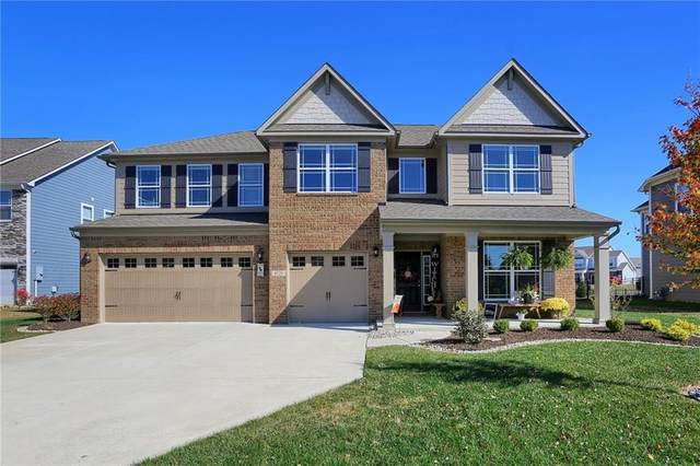 4329 Gallop Court, Bargersville, IN 46106 (MLS #21748510) :: The Indy Property Source