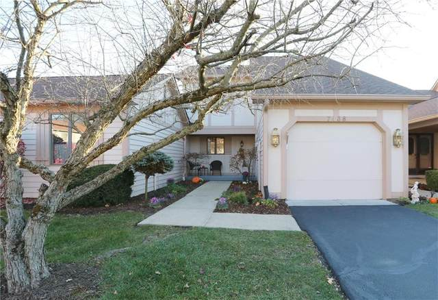 7438 Sylvan Ridge Rd #0, Indianapolis, IN 46240 (MLS #21748516) :: Anthony Robinson & AMR Real Estate Group LLC