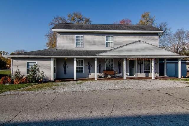 40 S County Road 675 W, Hayden, IN 47265 (MLS #21748525) :: Richwine Elite Group