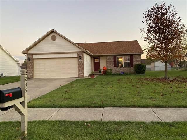 235 Bumblebee Court, Greenfield, IN 46140 (MLS #21748531) :: Heard Real Estate Team | eXp Realty, LLC