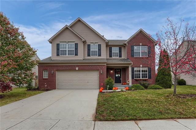 18725 Mill Grove Drive, Noblesville, IN 46062 (MLS #21748532) :: Mike Price Realty Team - RE/MAX Centerstone