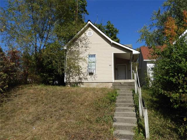 922 W 27th Street, Indianapolis, IN 46208 (MLS #21748543) :: AR/haus Group Realty