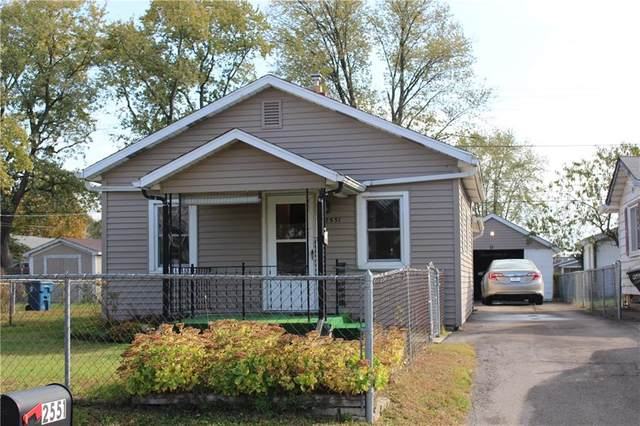 2551 S Lockburn Street, Indianapolis, IN 46241 (MLS #21748549) :: Mike Price Realty Team - RE/MAX Centerstone