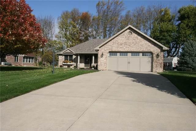 3762 Chisholm Drive, Anderson, IN 46012 (MLS #21748553) :: Richwine Elite Group