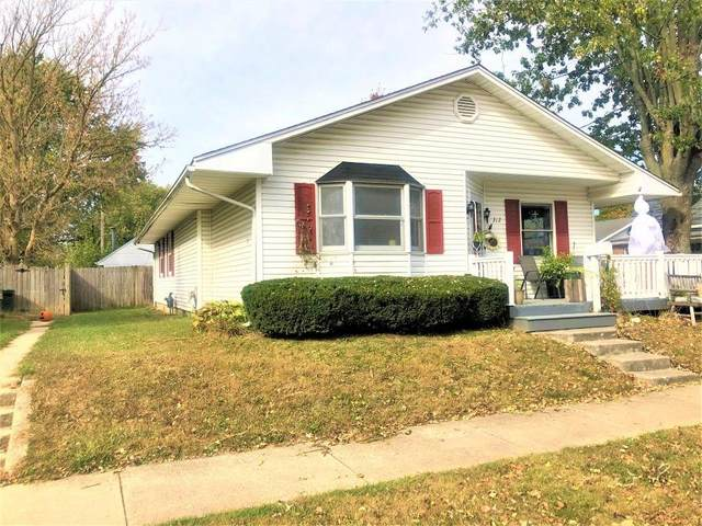 312 N Broadway Street, Greenfield, IN 46140 (MLS #21748570) :: Your Journey Team