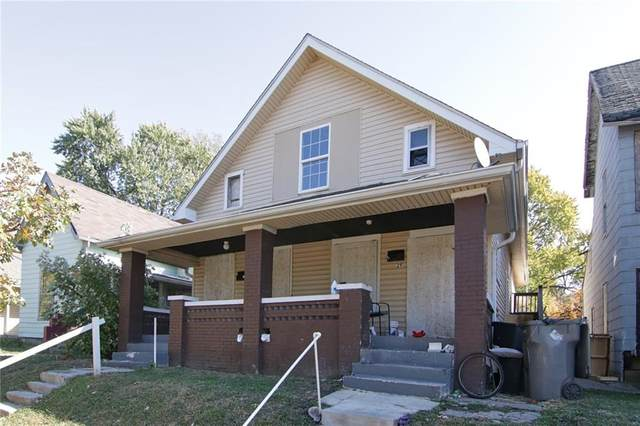 29 N Tacoma Avenue, Indianapolis, IN 46201 (MLS #21748575) :: AR/haus Group Realty