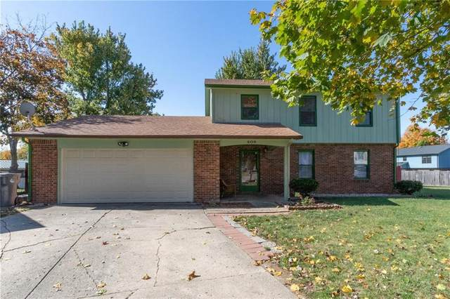 809 Culpeper Court, Indianapolis, IN 46227 (MLS #21748589) :: The Evelo Team